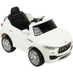 Электромобиль Weikesi QX-7993 white Maserati Levante, 3-7 лет,БЕЛЫЙ цена