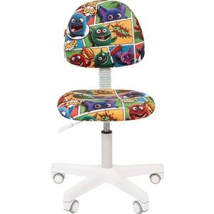 Кресло Chairman Kids 104 ткань монстры