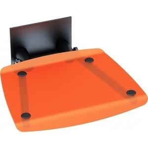 Сиденье для душа Ravak OVO-B универсальное, оранжевый\черный (B8F0000047)