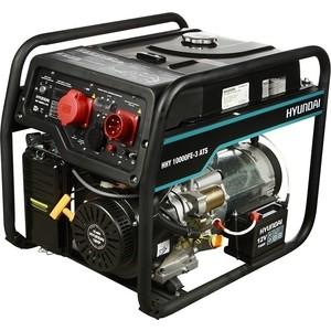 Бензиновый генератор Hyundai HHY 10000FE-3 ATS цена
