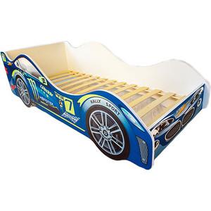 Кровать-машина Бельмарко Молния 160 x70 фото