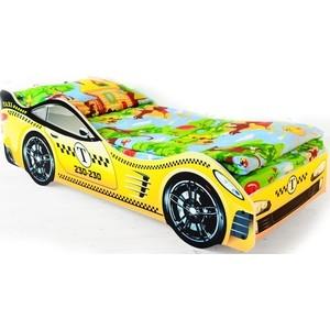 Кровать-машина Бельмарко Такси 160x70