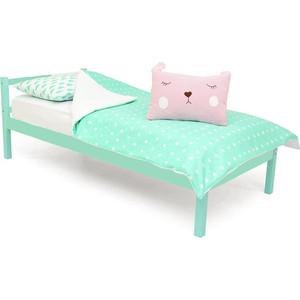 Детская кровать Бельмарко Skogen classic мятный цены