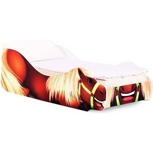 Кровать Бельмарко Зверята лошадка Талисман