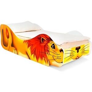 Кровать Бельмарко Зверята львенок Кинг