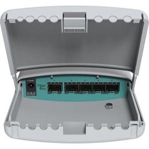 Коммутатор MikroTik FiberBox (CRS105-5S-FB) цены онлайн