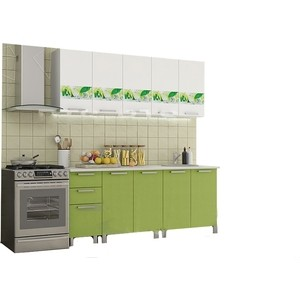 Кухня БТС Скарлетт 2,0 м