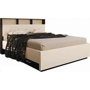Кровать Семья Мебелони Доминика 160x200 (ортопедическое основание с подъемным механизмом)