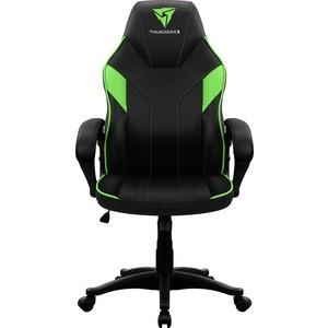 Кресло компьютерное ThunderX3 EC1 black-green AIR кресло компьютерное gamdias hercules e3 black red rgb