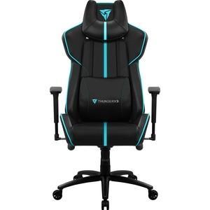 Кресло компьютерное ThunderX3 BC7 black-cyan AIR
