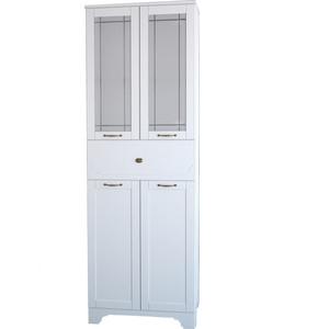 Шкаф Dreja Antia 60 4 дверки, 1 ящик, белый (99.0442)