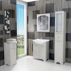 цена на Мебель для ванной Dreja Antia 65 2 дверки, капучино