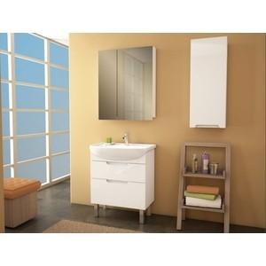 Мебель для ванной Dreja David 65 2 ящика, белый