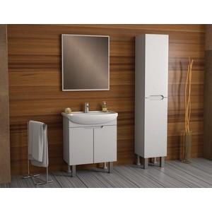 Мебель для ванной Dreja David 65 2 дверки, белый