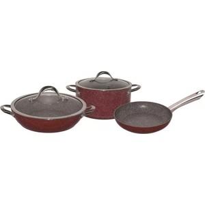 Набор посуды 5 предметов Bekker (BK-4610)