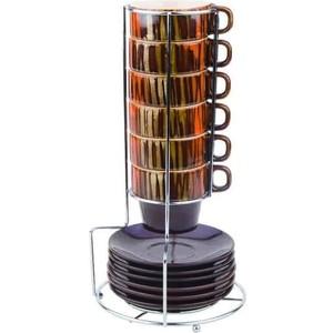 Кофейный набор 13 предметов Bekker (BK-6807)