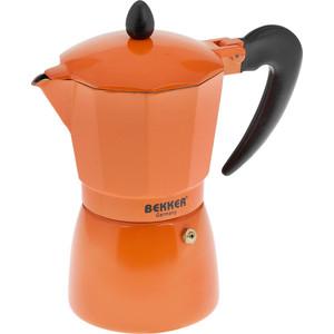 Кофеварка гейзерная 0.3 л Bekker (BK-9352)