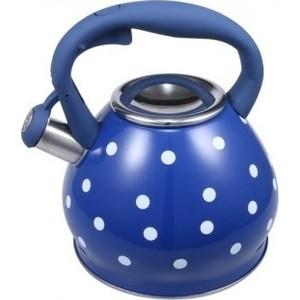 Чайник со свистком 3 л Bekker (BK-S621)