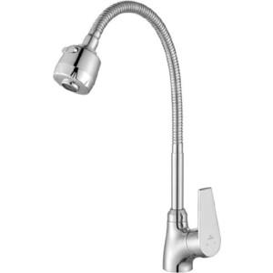 Смеситель для кухни Kaiser ECO с гибким изливом, хром (0066)