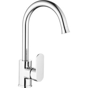 Смеситель для кухни Kaiser Sonat хром (34144) смеситель для ванны коллекция sonat 34022 однорычажный хром kaiser кайзер