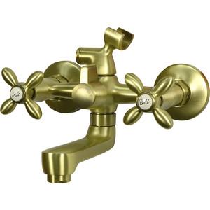 Смеситель для ванны Agger Retro бронза (A1921288)
