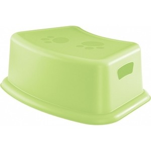 Подставка Детская Бытпласт Пластишка (Зеленый)