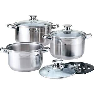 Набор посуды 7 предметов Bekker (BK-1250)