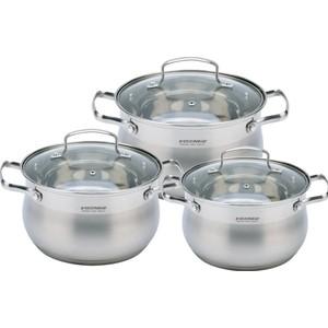 Набор посуды 6 предметов Vissner (VS-50347)