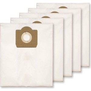 Мешки для пылесоса Fubag 30л 5шт (31189) мешки бумажные status 30л 5шт 9611301