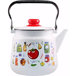 Чайник эмалированный 3,5 л Appetite Marinades (1с26с)