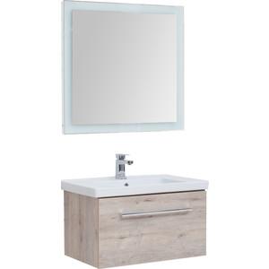 Мебель для ванной Dreja Big Inn 80 дуб кантри