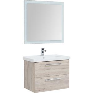 Мебель для ванной Dreja Gio 95 дуб кантри цена