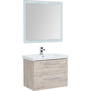 Мебель для ванной Dreja Gio 60 дуб кантри цена