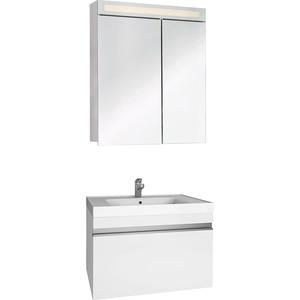 Мебель для ванной Dreja Grace 70 с ящиком, белый лак