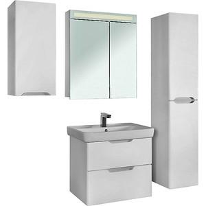 цена на Мебель для ванной Dreja Q 55 белый