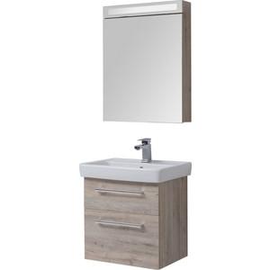 Мебель для ванной Dreja Q Max 60 дуб кантри