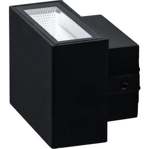 Уличный настенный светодиодный светильник DeMarkt 807022901