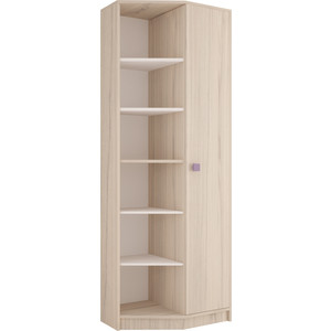 Шкаф угловой открытый Комфорт - S Агнешка М 2 туя/белая лиственница