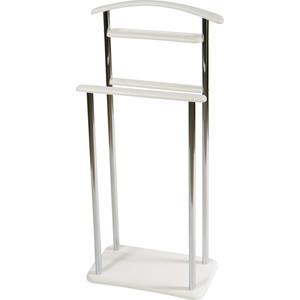 цена Вешалка гардеробная Калифорния мебель Элдридж белый онлайн в 2017 году