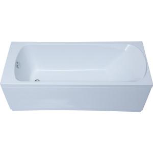 Акриловая ванна Aquanet Roma 170x70 с каркасом и панелью, без гидромассажа (205375, 242155)