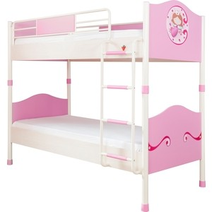 Двухъярусная кровать Cilek Princess