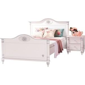 Детская кровать Cilek Romantic 120x200