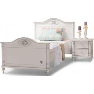 Детская кровать Cilek Romantic 100x200
