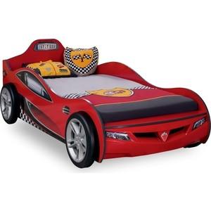 Кровать-машина Cilek Coupe красная все цены