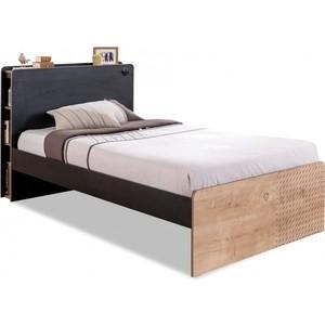 Кровать Cilek Black 200х120 kaweida black 42