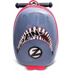Самокат-чемодан ZINC Shark, ZC03910