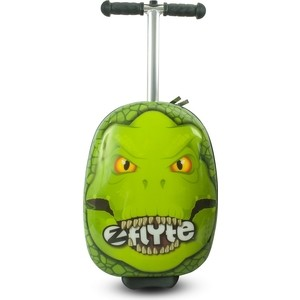 Самокат-чемодан ZINC Динозавр, ZC05823