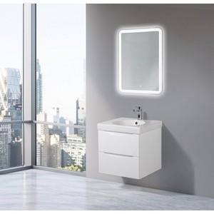 Мебель для ванной BelBagno Fly 50 bianco lucido мебель для ванной belbagno etna 91 5x46 bianco lucido