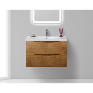 Тумба под раковину BelBagno Fly 70 rovere nature (FLY-700-2C-SO-RN-P)