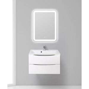 Мебель для ванной BelBagno Marino 75 bianco lucido мебель для ванной belbagno etna 91 5x46 bianco lucido